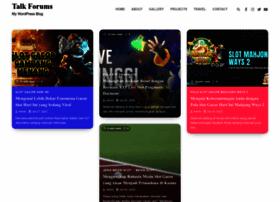 talk-forums.com