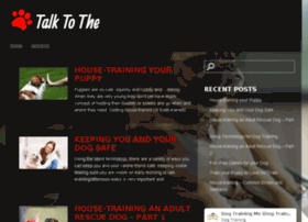 talk-to-the-paw.co.uk