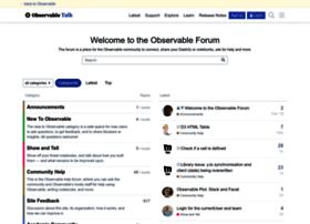 talk.observablehq.com