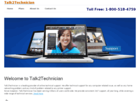 talk2technician.com