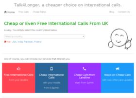 talk4longer.net
