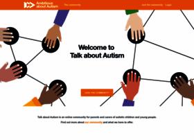 talkaboutautism.org.uk