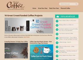 talkaboutcoffee.com