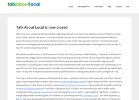 talkaboutlocal.org.uk
