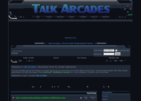 Talkarcades.com