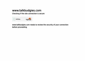 talkbudgies.com