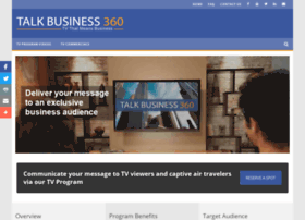 talkbusiness360.com