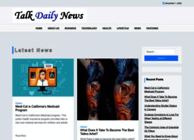 talkdailynews.com