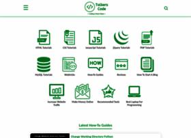 talkerscode.com