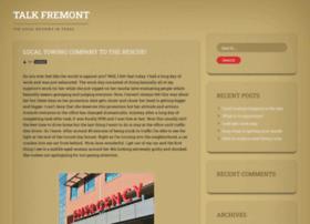 talkfremont.com
