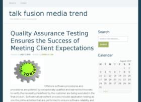 talkfusion-mediatrend.com