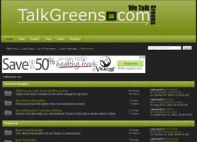 talkgreens.com