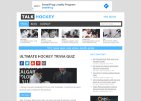 talkhockey.ca