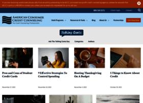 talkingcents.consumercredit.com