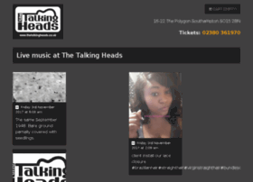 talkingheads.vticket.co.uk
