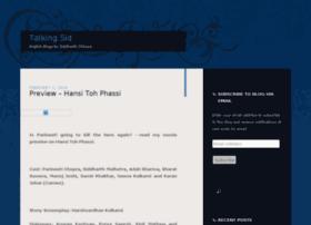 talkingsid.com