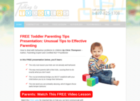 talkingtotoddlers.com