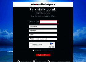 talkntalk.co.uk