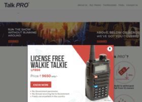 talkpro.co.in