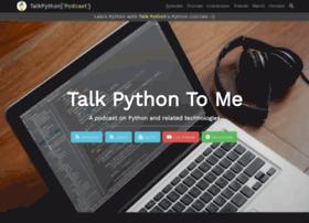talkpythontome.com