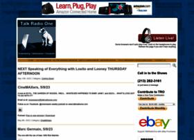 talkradioone.com