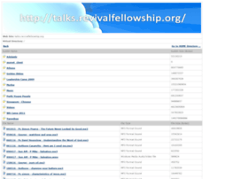 talks.revivalfellowship.org