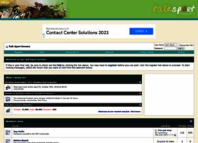 talksportforums.com