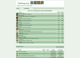 talkto.thefrog.org
