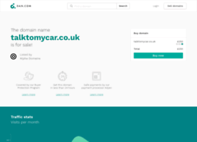 talktomycar.co.uk