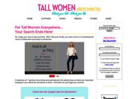 tall-women-resource.com