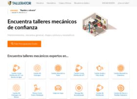 tallerator.es