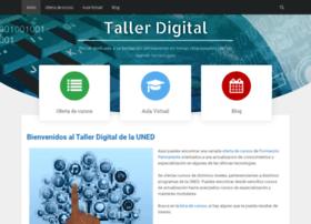 tallerdigital.uned.es