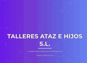talleresataz.com