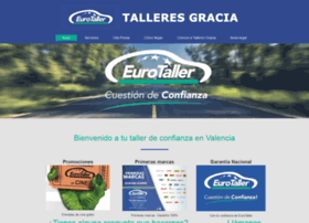 talleresgracia.es