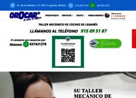 talleresorocar.com