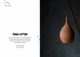 tallerluum.com.mx
