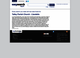 talleychurch.easysearch.org.uk