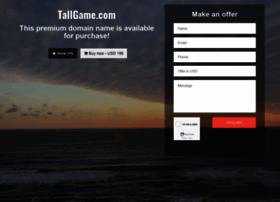 tallgame.com