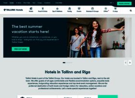 tallinkhotels.com
