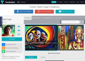 tallitatyagi.touchtalent.com
