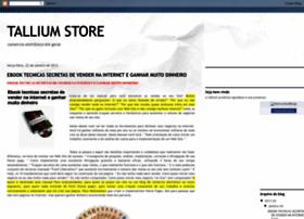 talliumprodutos.blogspot.com.br