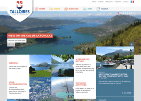 talloires-lac-annecy.com