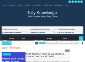 tallyssolution.blogspot.in