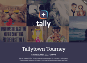 tallytowntourney.splashthat.com