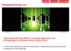 talosadvertising.com