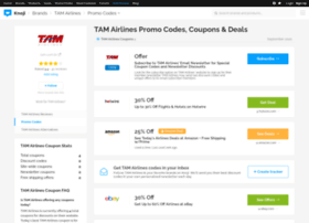 tamairlines.bluepromocode.com