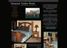 tamaracktimberworks.com