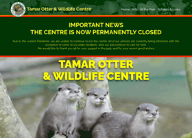 tamarotters.co.uk