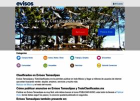 Tamaulipas.evisos.com.mx