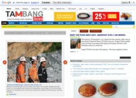 tambangnews.com